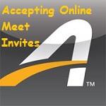 Online Meet Invites