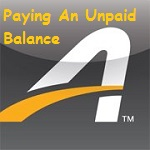 Paying Unpaid Balance